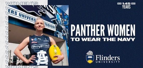 Panther Women's to Wear Navy